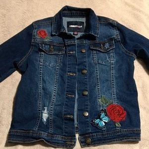 Girl's Jean jacket